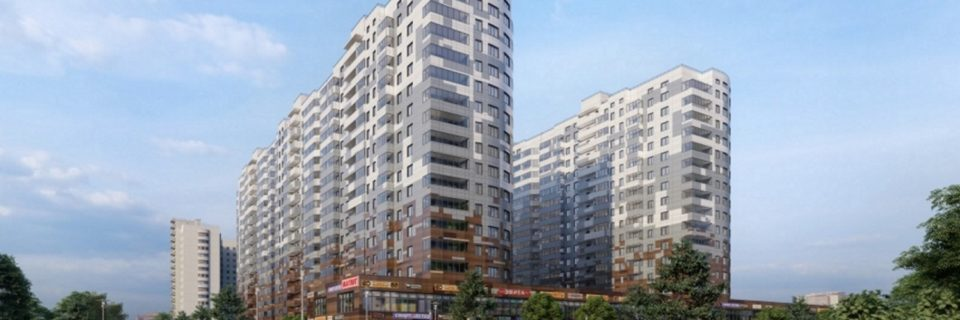 ЖК «РОССИНСКИЙ ПАРК»Краснодар Срок сдачи 1 литера четвертый квартал 2021 года
